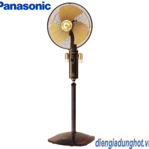 Quạt đứng Panasonic có đèn ngủ F407WGO