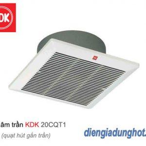 Quạt hút âm trần KDK 20CQT1