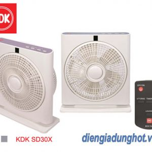 Quạt hộp KDK SD30X