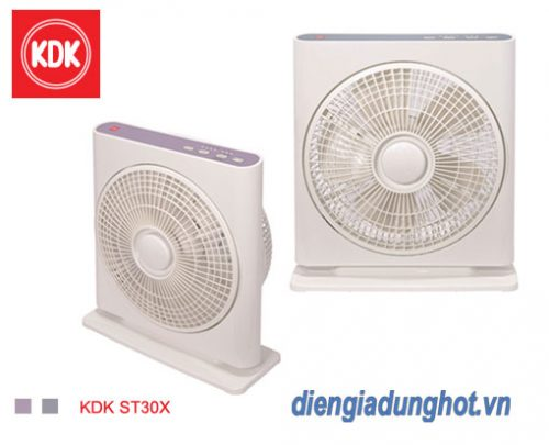 Quạt hộp KDK ST30X