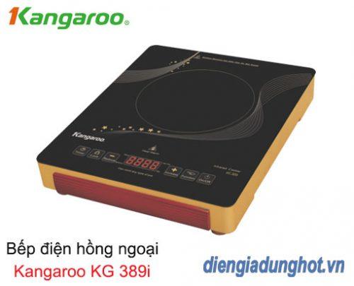 Bếp điện hồng ngoại đơn Kangaroo KG389i