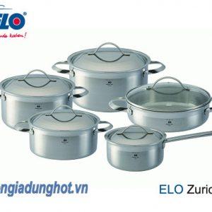 Bộ nồi ELO ZURICH 5 chiếc 10 món