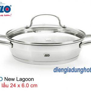 NỒI LẨU 24CM ELO NEW LAGOON - 2 MÓN