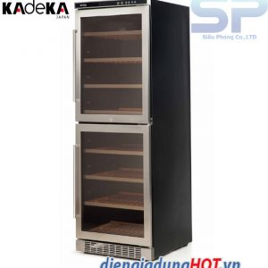 Tủ ướp rượu vang KA-165T